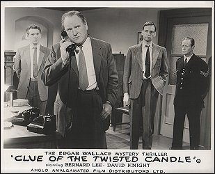 The Clue Of The Twisted Candle Production Still