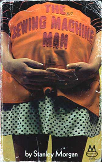 The Sewing Machine Man paperback edition #1