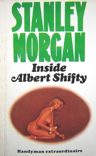 Inside Albert Shifty - paperback edition #2