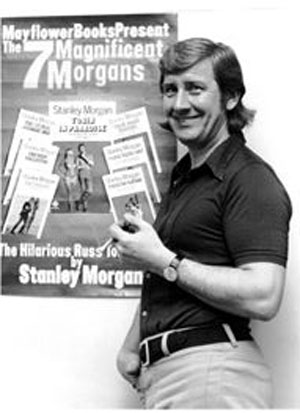 Stan with The Magnificent 7 Poster 1974
