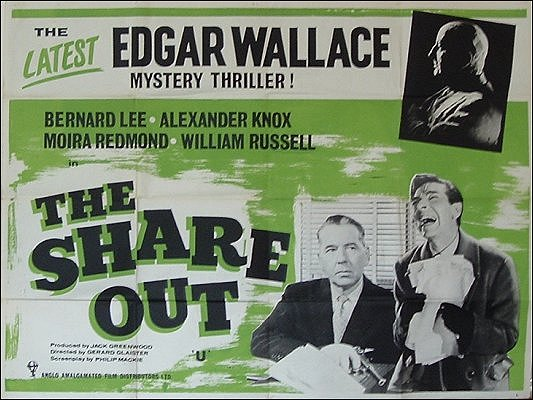 The Share Out Poster