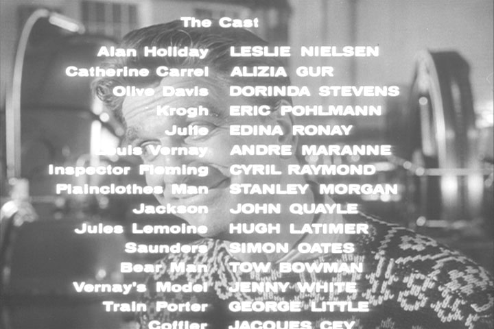 Stan Credits from Night Train To Paris 9